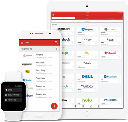 LastPass App for Mobile